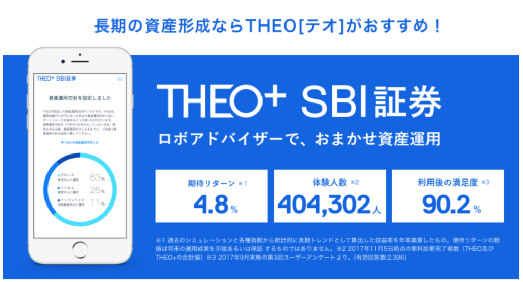 THEOトップ